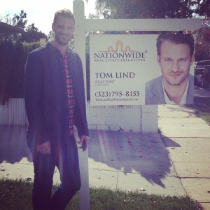 Tom For Sale Sign